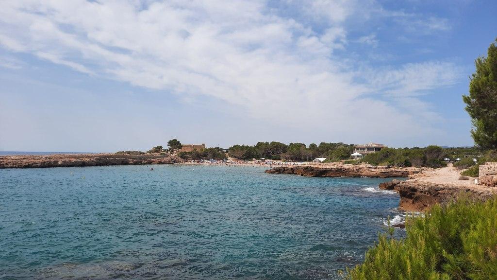 Cala Sant Jordi, Ametlla de mar