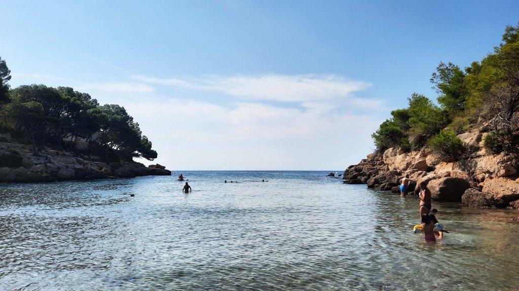 Cla Calafató, Ametlla de Mar